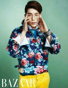 Changmin - Harper's Bazaar Magazine March Issue '13 ♡ #2AM