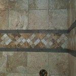 custom master bath shower kerdi waterproofing granite sill tile grout tampa brandon bradenton largo st petersburg florida