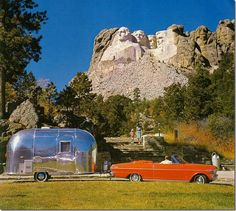 Travel the country in an Airstream