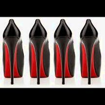 Ooh la la! These red-soled Christian louboutin heels are the epitome of sexy cool! We want!