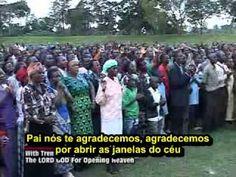 CHOCANTE: Profeta chama chuva e céus abrem - Repetição de 1 Reis 18 - Da...