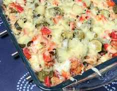 Cauliflower, Macaroni And Cheese, Chili, Food And Drink, Vegetables, Ethnic Recipes, Tips, Polish Food Recipes, Mac And Cheese
