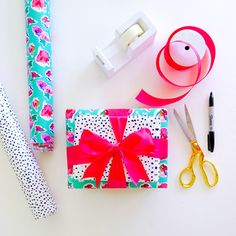 Wrapping Paper Gift Set