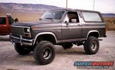 1985 Ford Bronco looks just like mine