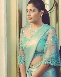 Saree Jacket Designs, Sari Blouse Designs, Saree Blouse Patterns, Designer Blouse Patterns, Fancy Blouse Designs, Bridal Blouse Designs, Designs For Dresses, Stylish Blouse Design, Stylish Sarees