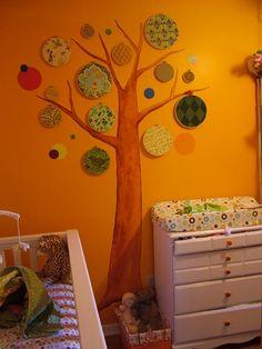 Cool nursery wall art