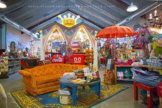APRIL PIZANA PHOTOGRAPHY- Junk Gypsy headquarters