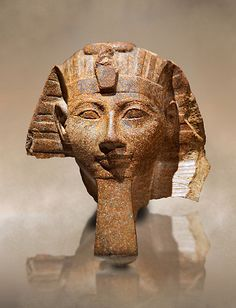 Photos of Queen Hapshepsut Ancient Egyptian Art, Sculptures from the Neues Museum Berlin by Paul Williams