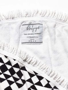 The Beach People Round Towel at Free People Clothing Boutique