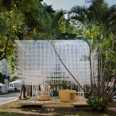 Galería de Pabellón de alimentos Vietnamita / MIA Design Studio - 13
