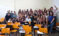Despedida do Prof Baraldi