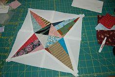 Mi hobby patchwork: ¿Que se puede hacer con muchos retales y tela blanca?