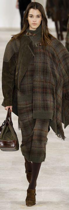 Fall 2016 Ready-to-Wear Ralph Lauren