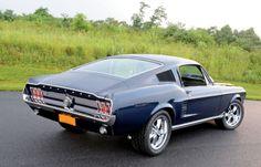 Flawless 1967 Mustang S - Code 390