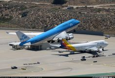 KLM - Royal Dutch Airlines PH-BFI Boeing 747-406M aircraft picture