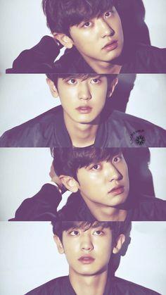 ♡Eh bello e che si fa Park Chanyeol Exo, Kyungsoo, Exo 12, Exo Lockscreen, Kim Junmyeon, Beautiful Wife, Cnblue, Kpop Aesthetic, Chanbaek