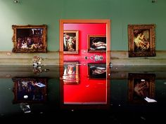 David LaChapelle After the Deluge, 2007  Well, that just happened.