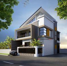 Rumah Minimalis 2 Lantai posisi Hook di Ciledug - Tangerang
