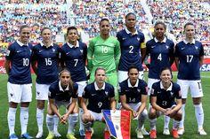 Michele tescher 6 min quiz soccer, or football as it is. France Women