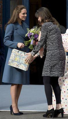 Kate Middleton Photos: The Duchess Of Cambridge Visits Emma Bridgewater Factory