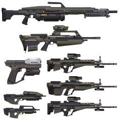 Design Language, Weapons Guns, Halo, Modern Design, Artwork, War, Work Of Art, Auguste Rodin Artwork, Contemporary Design