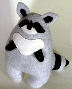 Raccoon Plushie on the redditgifts Marketplace