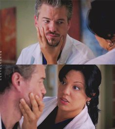 I miss this friendship so, so much! Greys Anatomy Funny, Grays Anatomy Tv, Grey Anatomy Quotes, Mark Sloan, Calliope Torres, Eric Dane, Youre My Person, Beautiful Day, Actors & Actresses