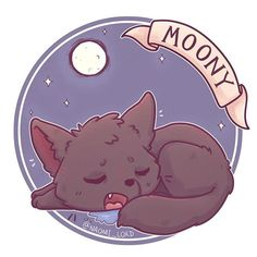 Chibi Moony