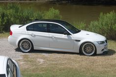 BMW E90 M3 sedan #bmw #cars