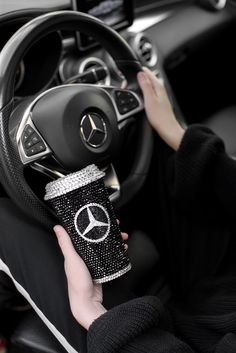 Crystal Products & Luxury, Unique Gifts by AmericanoCrystals Benz Car, Mercedes Benz Amg, Stylish Girls Photos, Girl Photos, My Dream Car, Dream Cars, Mercedes Girl, Girls Driving, Applis Photo