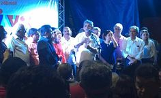 Ricardo Coutinho inaugura primeira etapa do Parque Parahyba, em João Pessoa