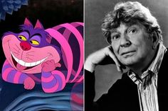 Cheshire Cat: Sterling Holloway - The Voices Behind Your Favorite Disney Characters - Photos