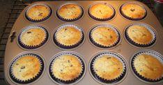 Det er godt nok ved at være lang tid siden jeg har bagt, og derfor besluttede jeg mig for i dag at afprøve min nye muffinform.. Jeg val...