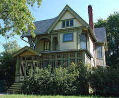 "https://flic.kr/p/72TqzC | Berwyn, Illinois | this house is a ""Berwyn Historical Society Special Site Selection"""