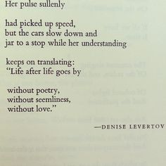 Denise Leverton