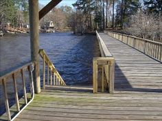 Toledo Bend House Rental: 3/2 Home With Awesome Views And Your Very Own Private Pier. | HomeAway
