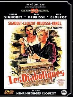 Les Diaboliques-- French horror in the style of Hitchcock