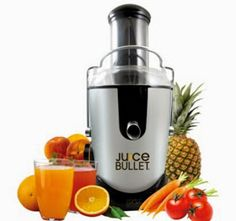 Sparkling from the Inside Out (A Juicing Blog) : Juicing vs Blending