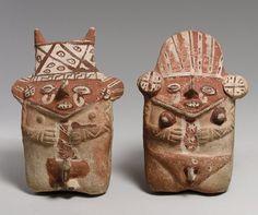 12th–14th century Geography: Peru Culture: Chancay