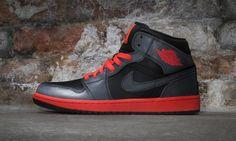 """Air Jordan 1 Mid """"Infrared 23"""""""