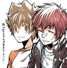 Enma & Tsuna - Katekyo Hitman Reborn!