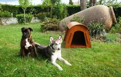 La casita Natura se integrará en tu jardín a la perfección. www.nuukhome.com