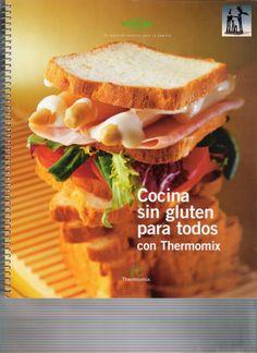 Cocina sin gluten paratodos con thermomix