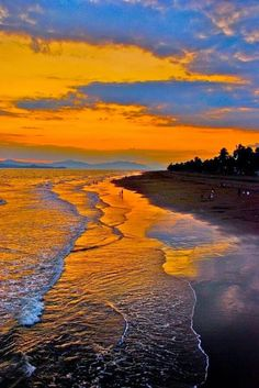Costarica Sunset