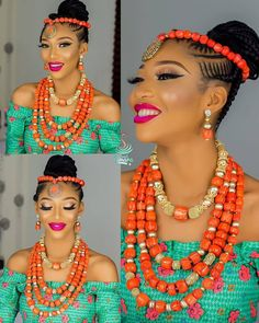 Really like these traditionl african fashion 5996 African Fashion Designers, African Print Fashion, African Fashion Dresses, African Attire, Nigerian Traditional Wedding, Traditional Wedding Attire, African Lace, African Dress, Thread Hair Wraps