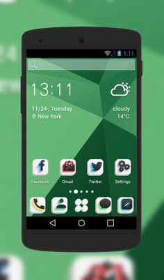 """Quadro Blow"" Android Theme. Free download  http://androidlooks.com/theme/t2196-quadro-blow/   #android, #androidTheme, #soloLauncher"