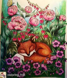1000+ images about Blomster Mandala aka Twilight Garden Coloring Book - Maria Trolle on Pinterest   Coloring, Mandala coloring and Mandalas