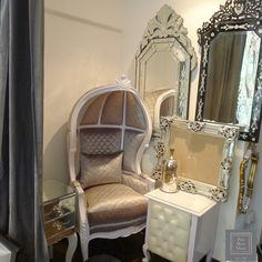 MODERN FRENCH, ROCOCO & BAROQUE Chair, Tables, Sofa & Beds | Tailor-Made To Your Given Measurements & Style Wishes.