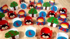 Forminhas personalizadas chapeuzinho vermelho