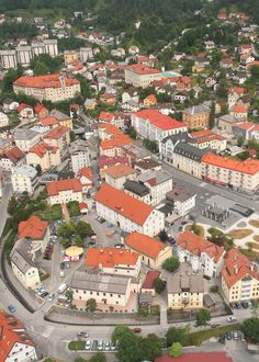 Around the Globe over Idrija.  #ZijnTip